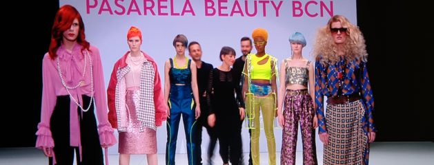 GALA WELLA «BELLEZA LIBERADA» Barcelona 7 abril 2019